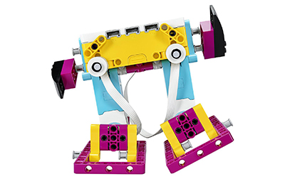Новий курс «Програмування з роботом  SPIKE Prime»