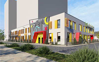Ми відкриваємо Inventor School – школу повного дня на Осокорках!