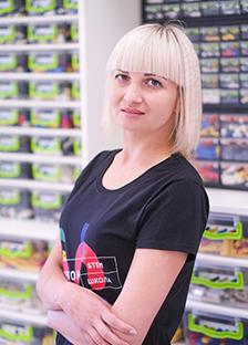 Ткаченко Світлана