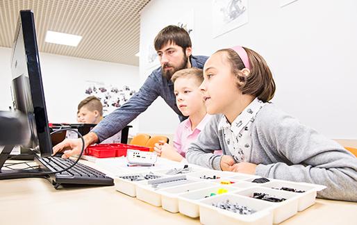 Курс «DEVELOPER. Розробка ігор та 3-D моделювання» 6-11 класи
