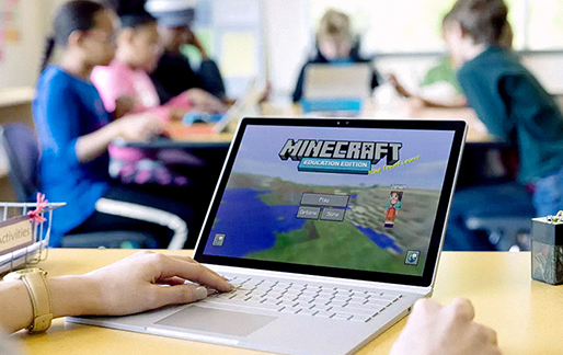 Курс «Minecraft Education»
