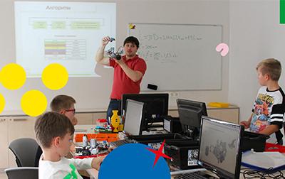 5 причин, чому на курсі «Робототехніка Mindstorms» потрібно займатися з 5 класу