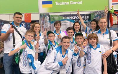 Національна збірна України з робототехніки увійшла до ТОП-16 країн світу на WRO 2019!