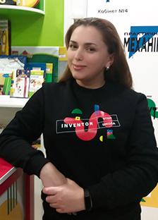 Олійник Наталя