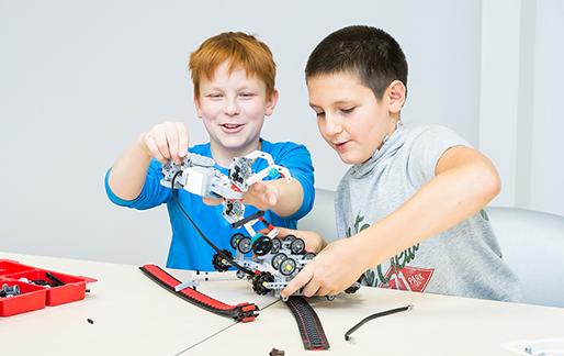 Курс «Експерименти з робототехнікою» 10+ років