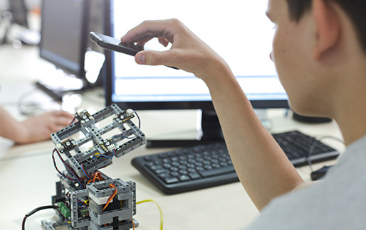Курс «Developer. Електроніка та програмування» 12-16 років