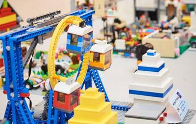 Виставка-конкурс творчих робіт з LEGO®