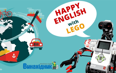 Happy English with LEGO