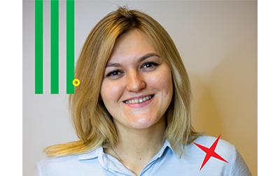 Ярослава Бригинець: «Знайшла для себе ідеальну роботу в STEM-школі INVENTOR!»